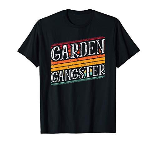 Gángster del jardín Plantas Frutas y verduras Agricultor Jar Camiseta