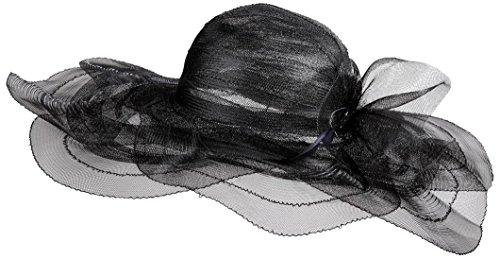 Widmann Chapeau Vedova Allegra, noir