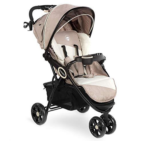 Froggy® Kinderbuggy DINGO Kinderwagen Buggy Jogger ultraleicht 5-Punkt-Sicherheitsgurt kompakt zusammenklappbar Liegefunktion Sonnenverdeck Jasper