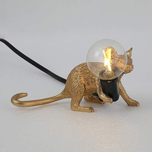 Preisvergleich Produktbild Watkings Tischlampe,  Leselicht,  Nachttischlampe,  Maus Form Harz Schreibtisch Licht Nacht Pulg Lampe Licht Home Room Decor