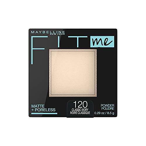 Maybelline New York Fit Me Matte + Poreless Pressed Powder