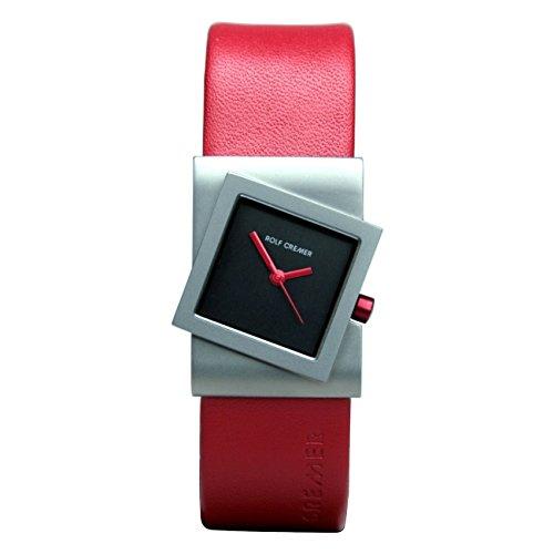 Uhr - Quarz - Titan Leder - Turn 491818