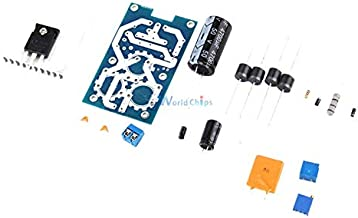 LT1083 Adjustable Regulated Power Supply Module Parts and Components DIY Kit Electronic PCB Board Module