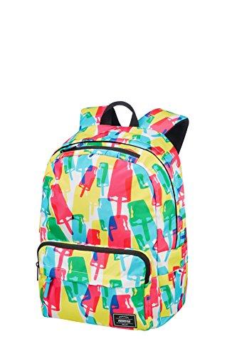 American Tourister Urban Groove Lifestyle - Mochila, 40 cm, 23 L, Multicolor (Popsicle)