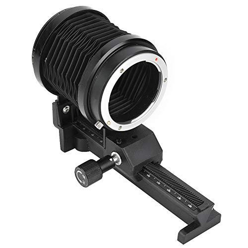 VBESTLIFE Makroobjektiv Faltenbalg/Balgengerät,Macro Extension Balgengerät Zubehör für Sony NEX.