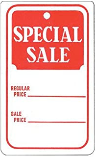 NAHANCO 200 1 3/4 x 2 7/8 Special Tag (Pack of 1000)