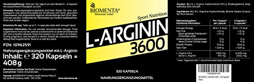 Bestseller L-Arginin pflanzliches Potenzmittel - 3