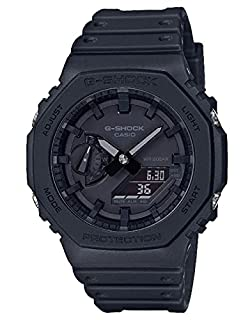 Casio Unisex's Quartz Watch GA-2100-1A1ER (B07WGJ1JNW) | Amazon price tracker / tracking, Amazon price history charts, Amazon price watches, Amazon price drop alerts