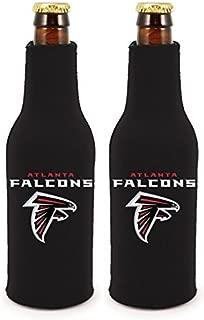 NFL Football 2014 Team Color Logo Bottle Suit Holder Cooler 2-Pack