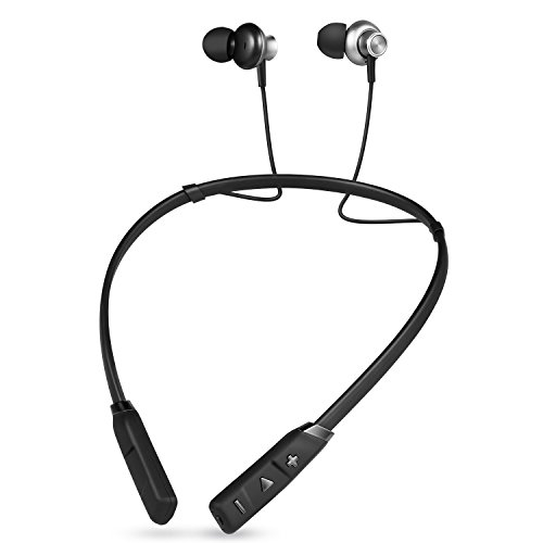 Wireless Headphone, BLUEEAR Bluetooth Neckband Headsets IPX5 Waterproof CVC...