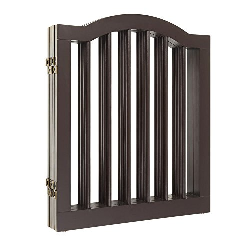 41FoDBSlsAL The TOP 7 Best Free Standing Baby Gates 2021 Review