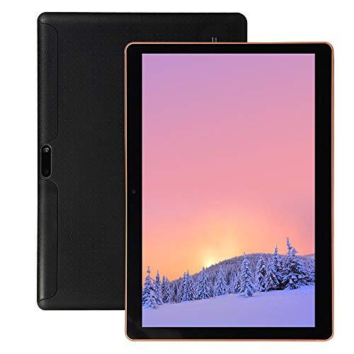 tablet PC de 10 Pulgadas Android PC Dual SIM Doble Modo de Espera 16GB Almacenamiento 1GB Operación Pantalla HD IPS Procesador de Ocho núcleos Batería de 4000 mAh WiFi PC