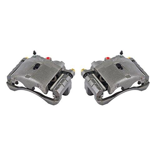 CKOE00969 FRONT/REAR [ 2 ] Premium Grade OE Semi-Loaded Caliper Assembly Pair Set