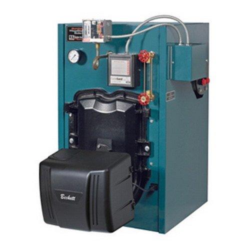 Burnham MST MegaSteam 3-Stage Oil Fired Boiler...