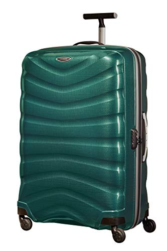 Samsonite Firelite - Spinner XL Suitcase, 80 cm, 124 Litre, Green (Racing Green)
