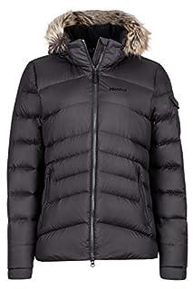 Marmot Ithaca Women's Down Puffer Jacket, Fill Power 700, Jet Black, X-Small (B075LH17Q8) | Amazon price tracker / tracking, Amazon price history charts, Amazon price watches, Amazon price drop alerts