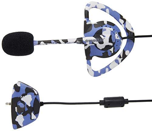 Fone de ouvido headset com microfone para Xbox 360 - Preto - Xbox 360