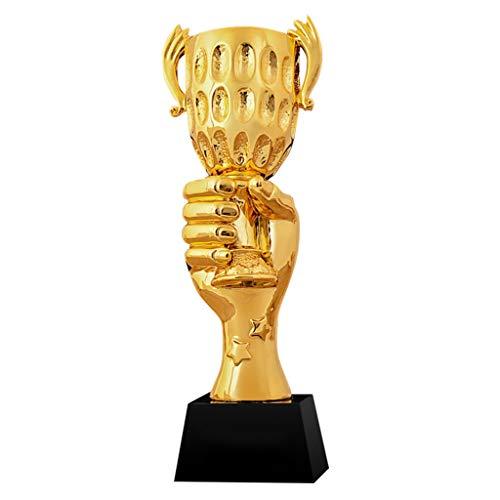 Trofei, medaglie e premi Contest Discorso Campione del Gioco Ottimo Regalo di Natale Personale Compleanno Home Decorazione del Salone Materiale di Cristallo