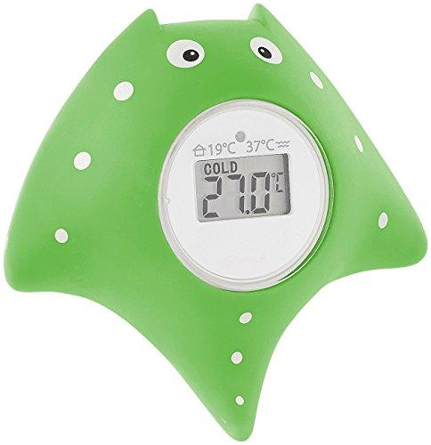 Cybaby Poolthermometer: Digitales Schwimm-Bade-Thermometer für Kinder, mit Temperatur-Warnung (Badthermometer)