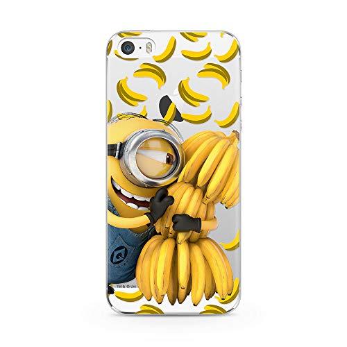 Ert Group DWPCMINS6909 Custodia per Cellulare Minions 017 iPhone 5/5S/SE