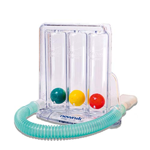 Newnik Respiratory Exerciser / Lungs Exerciser RE201