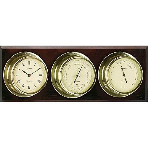 Theems Klok/Barometer/Hygrometer Set