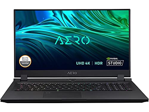Compare Gigabyte AERO 17 HDR (XD-73US524SP) vs other laptops