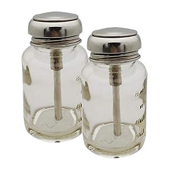glass solvent dispenser