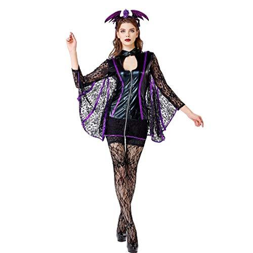 Eaylis Gothic Kleidung Kalifornien Kostüme Dunkle Magierin Hexe Zauberin Halloween Damenkostüm Renaissance Robe Kostüm Mittelalterliche Vintage Gericht Kleid Karneval Ausführen Interessenme Kleid