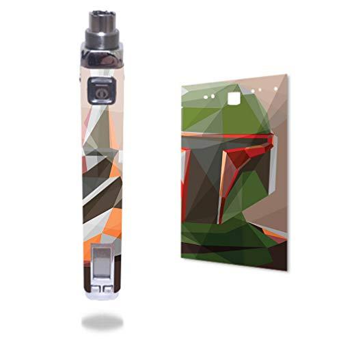 Decal Sticker Skin WRAP Bounty Hunter Polygon Design for Innokin iTaste VV V3.0