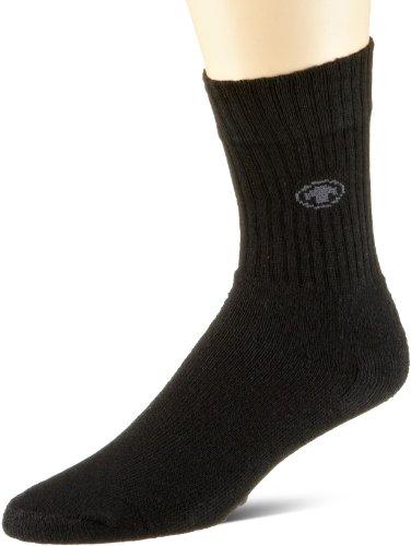 TOM TAILOR Unisex - Erwachsene Socken 3-er Pack, 9523 unisex Sportsocke 3 pack, Gr. 43-46, Schwarz...