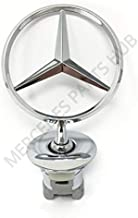 MERCEDES-BENZ 2228101200 GENUINE OEM HOOD ORNAMENT