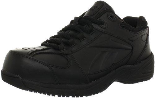 Reebok Work Men's Jorie RB1100 Work Shoe,Black,9 W US
