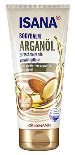ISANA Bodybalm Arganöl - 200 ml