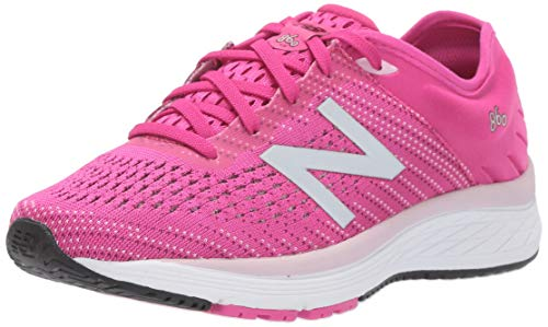New Balance Kid's 860 V10 Running Shoe, Carnival/Sedona/Oxygen Pink, 1.5 M US Little Kid