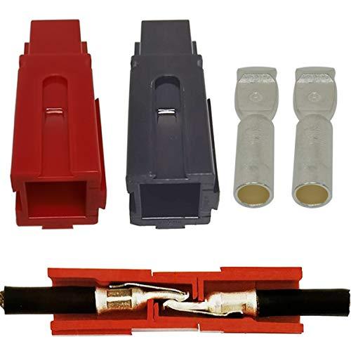 Conector de batería 180A 600V utilizados en: vehículos eléctricos, Fuente de alimentación...