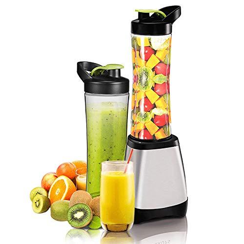 JYD Exprimidor Multiusos, batidora, licuadora portátil, para Todas Las Frutas y Verduras licuadora licuadora de Hielo