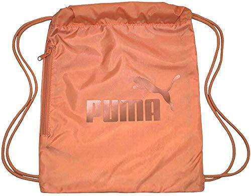 Puma Classic Cat Gym Sack - Dusty Coral-Copper, Größe:-
