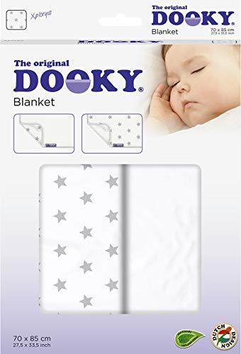 Dooky Manta de una sola capa de estrella plateada, 0,13 kg 126532