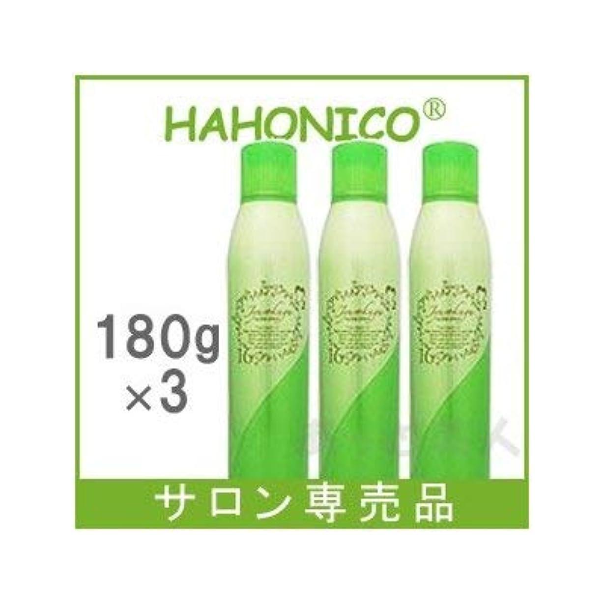 最大限あまりにも雪の【X3個セット】 ハホニコ ジュウロクユ ツヤスプレー 180g 十六油 HAHONICO