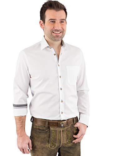 Arido Trachtenhemd Herren Langarm 2900 255 20 36