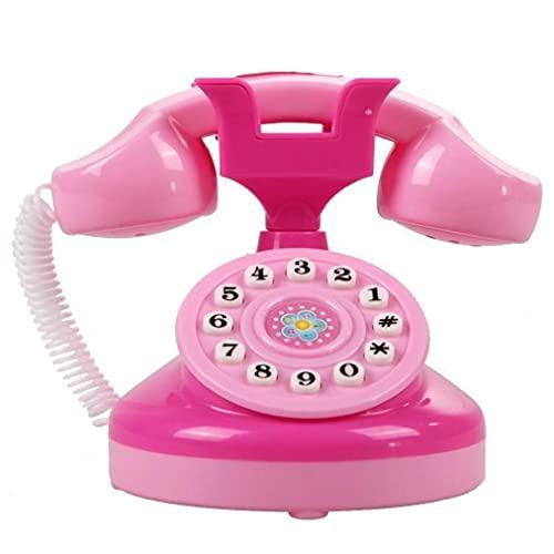 Ruluti Todos TELEFÓNICO, NIÑOS NIÑOS NIÑO Mini Mini Todo TELÉFONO, CASA PREDEDIDA DE LA CASA DE Juego Presente