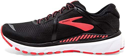 Brooks Adrenaline Gts 20, Women's Running Shoes, Black Coral White, 3 UK (35.5 EU)