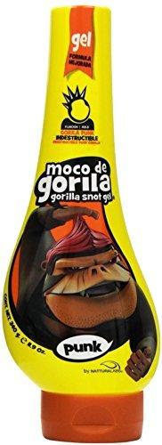 MOCO DE GORILA Punk Extreme Hold Gel, 11.99 oz by Moco de Gorila