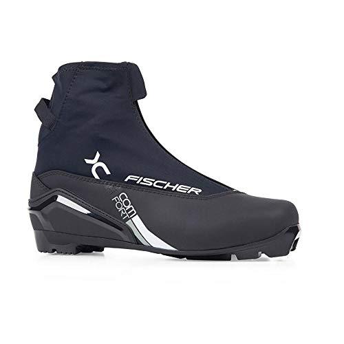 Fischer Sports Langlaufschuh XC Comfort, Black/White, 38, S21018