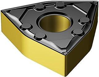 C,N Neutral Cut Inveio Coating Technology +Al2O3+TiN Triangle TNMG 332-QM 4325 Ti T-Max P Insert for Turning 4325 Grade Sandvik Coromant Carbide
