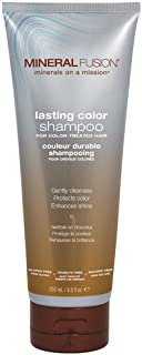 Mineral Fusion Shampoo, Lasting Color, 8.5 Ounce