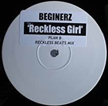 Reckless girl (Kidstuff Monkhousin Remix, white label, 2002) / Vinyl Maxi Single [Vinyl 12'']