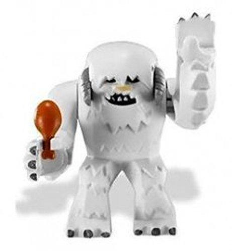 LEGO Star Wars Minifigure - Hoth Wampa with Turkey Leg (75098) by LEGO