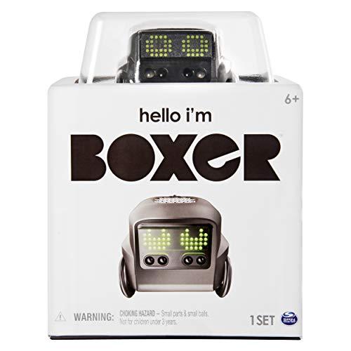 Spin Master Robot Boxer Game, colores aleatorios